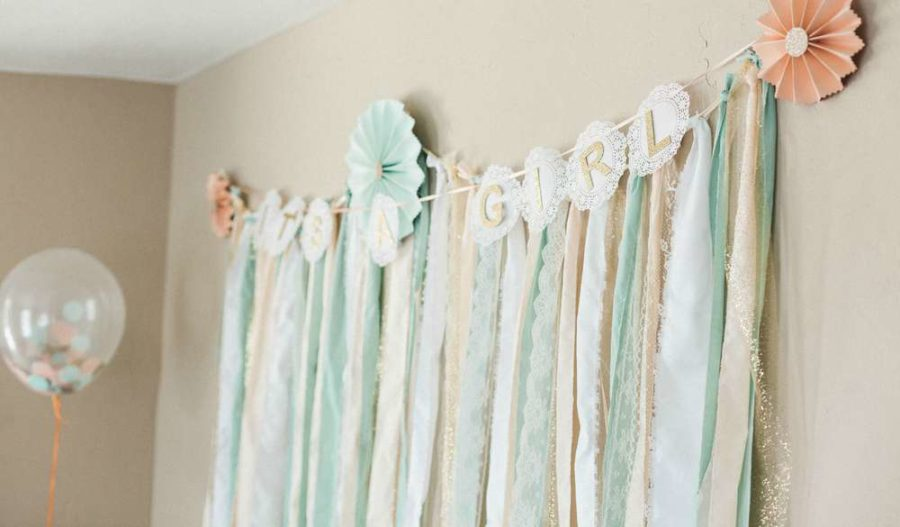 blooming-baby-shower-banner-decorations