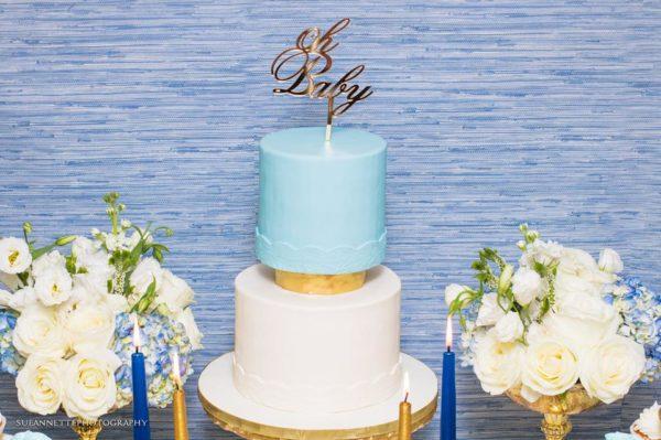 chic-blue-baby-shower-blue-cake
