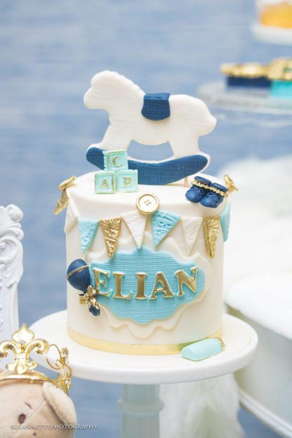 chic-blue-baby-shower-cake