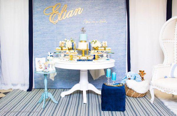 chic-blue-baby-shower-dessert-station
