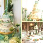 Mint Green Jungle Baby Shower