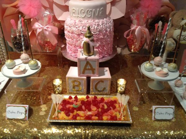 pretty-pink-and-gold-baby-shower-letter-blocks