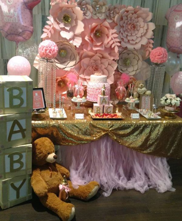 pretty-pink-and-gold-baby-shower-shimmering-sweet-station