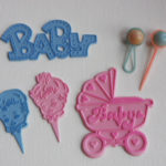 Vintage Themed Baby Shower Decorations and Party Favors