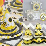 Bumble Bee Baby Shower Decorations and Party Favors