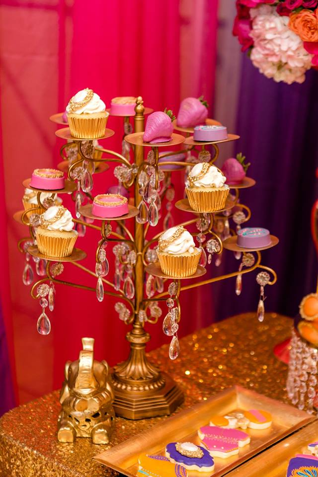 colorful-moroccon-baby-shower-cupcakes
