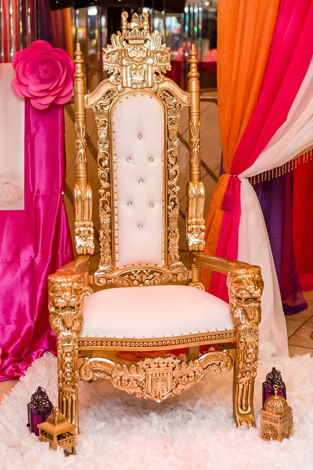 colorful-moroccon-baby-shower-throne