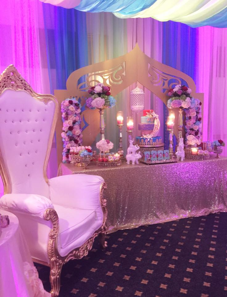 floral-moroccan-princess-baby-shower-vip-chair