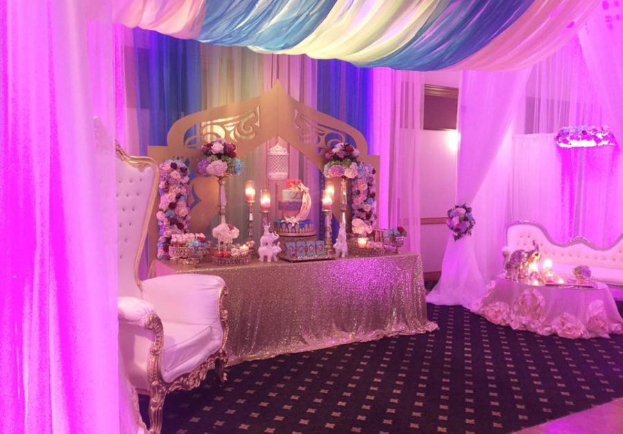 floral-moroccan-princess-baby-shower-venue