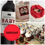Lumberjack Baby Shower Collection