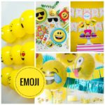 Emoji Theme Baby Shower Ideas
