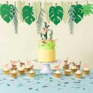jungle-tropical-baby-shower-cake-toppers