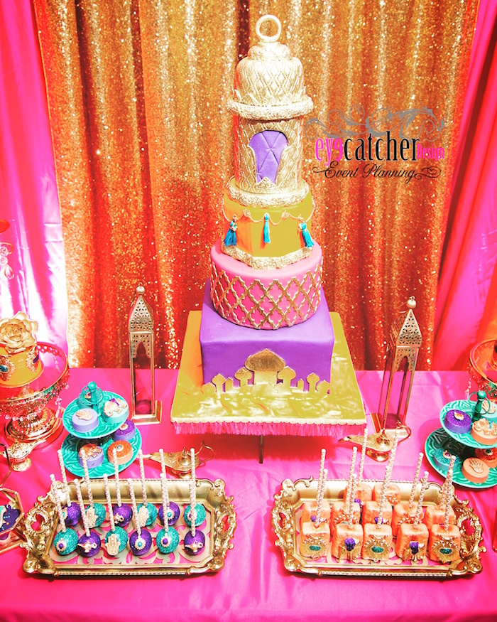 marvelous-moroccan-baby-shower-cake
