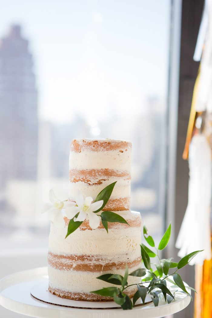 shimmering-chic-baby-shower-tiered-cake