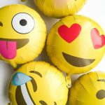 Emoji Themed Baby Shower Party Favors and Decorations