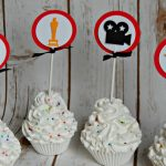 Hollywood Themed Baby Shower Party Favors and Decorations