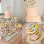 Floral Tea Party Baby Shower
