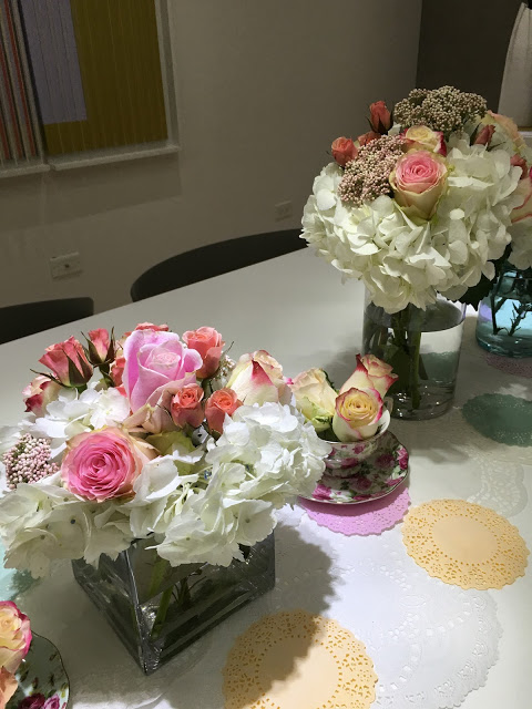 floral-tea-party-baby-shower-flower-arrangements