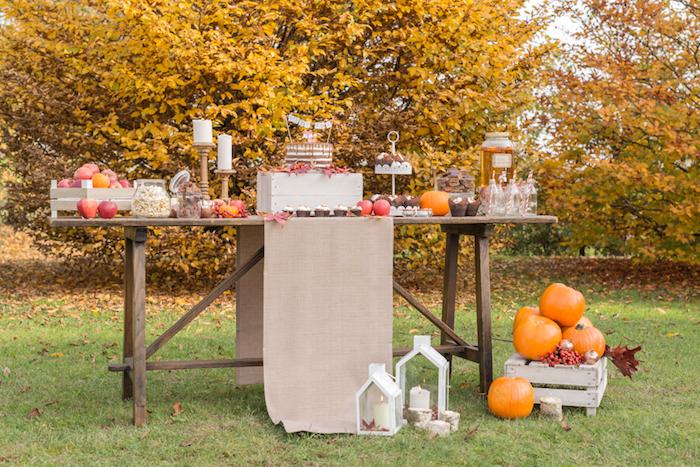 little-fox-fall-baby-shower-dessert-table