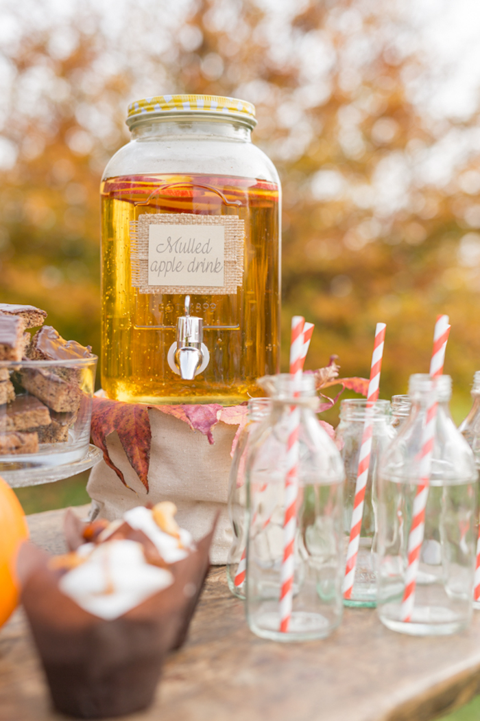little-fox-fall-baby-shower-mulled-cider