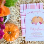 Sweet Little Pumpkin Baby Shower