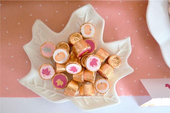 sweet-little-pumpkin-baby-shower-rolos-chocolates