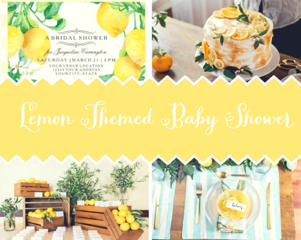 lemon-themed-baby-shower-cake-and-inspirations