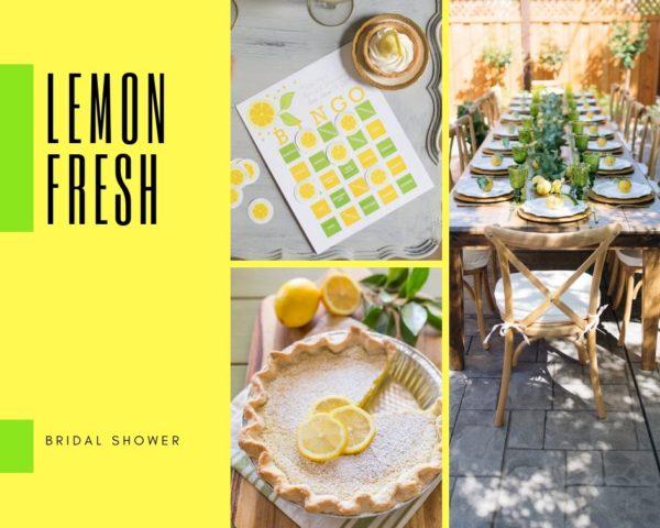 lemon-themed-baby-shower-mood-board