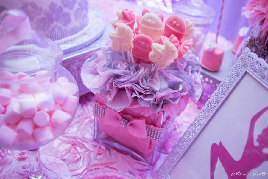 ballerina-princess-baby-shower-candies