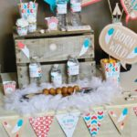 Boho Tribal Baby Shower Ideas