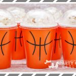 Basketball Themed Baby Shower Decorations and Party Favors