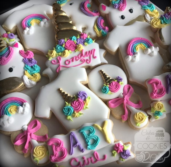 unicorn-baby-shower-cookies