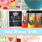 Baby Shower Drinks – Punch Recipes
