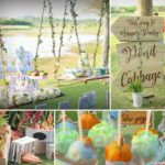 Elegant Peter Rabbit Garden Party