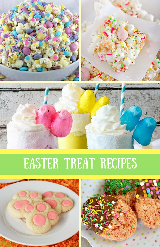 Fabulous Easter Party Sweet and Treat Food Recipes