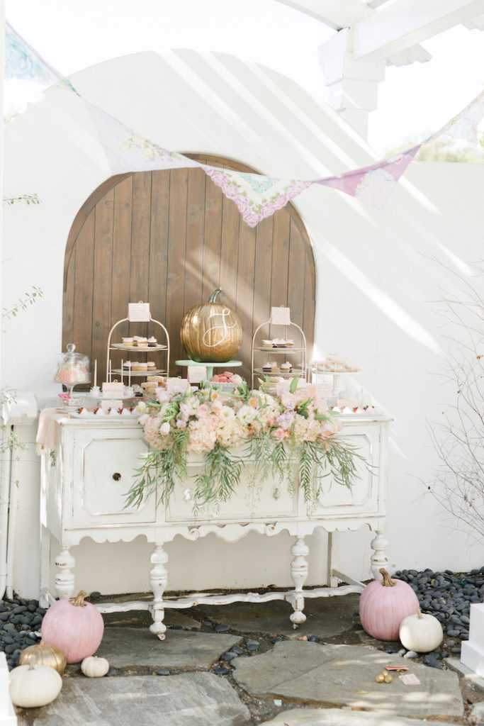 pretty-little-pumpkin-baby-shower-dessert-table