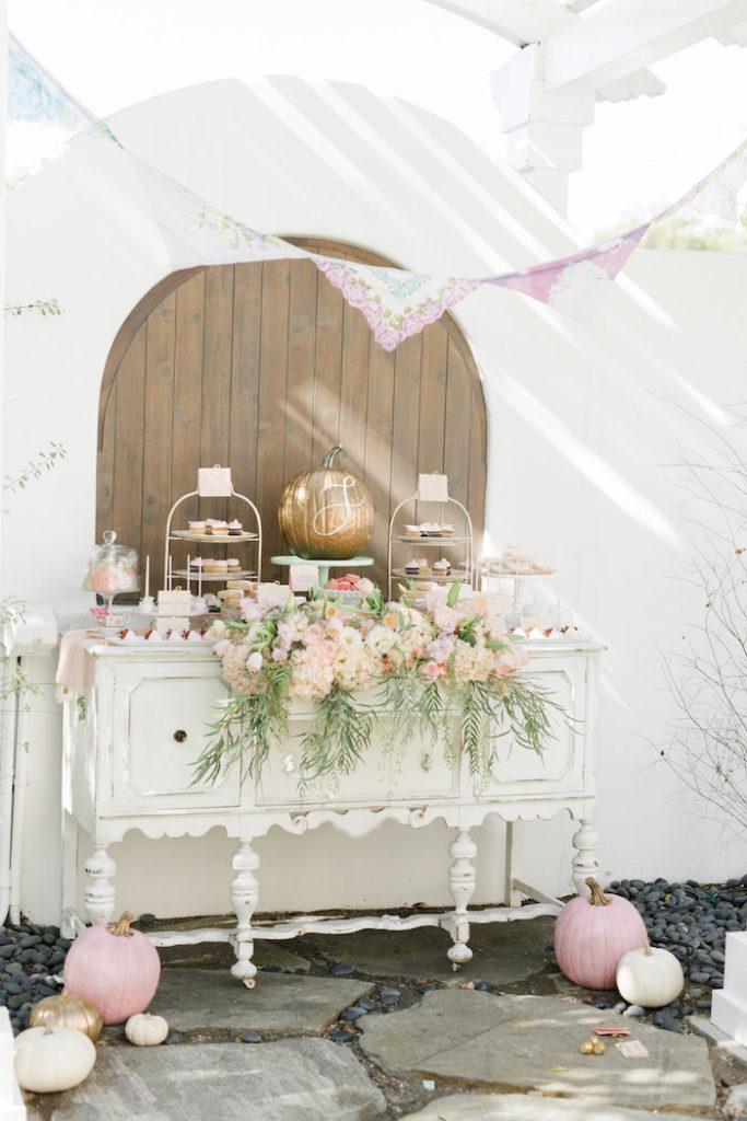 pretty-little-pumpkin-baby-shower-dessert-table