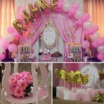 Pretty Pink Princess Shower
