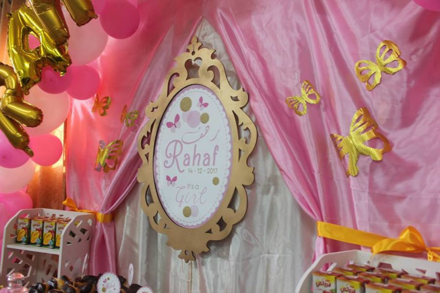 pretty-pink-princess-shower-custom-art