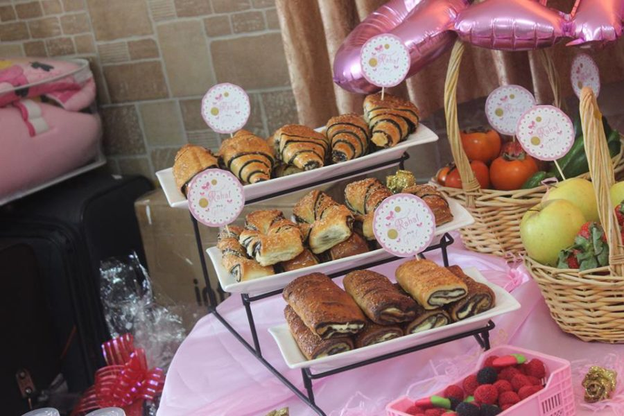 pretty-pink-princess-shower-sandwiches