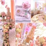 Pretty Pink and Floral Baby Shower
