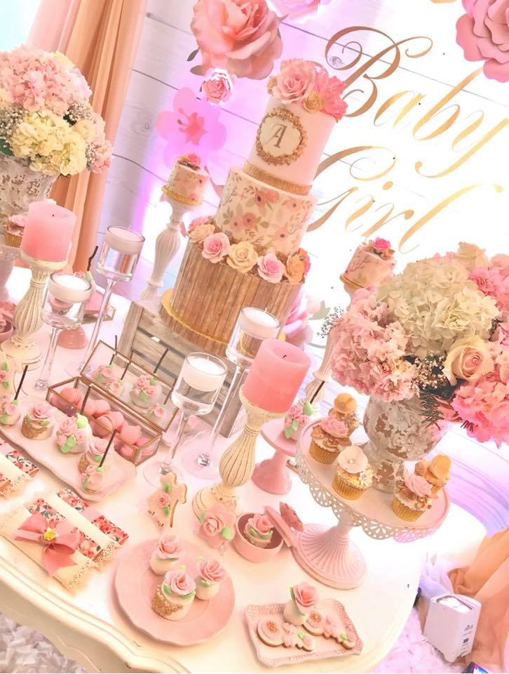 pretty-pink-and-floral-baby-shower-for-girl
