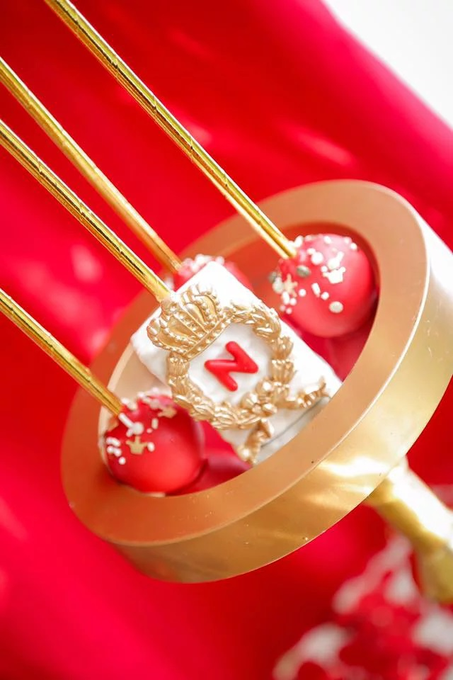 red-and-gold-royal-prince-baby-shower-cakepops