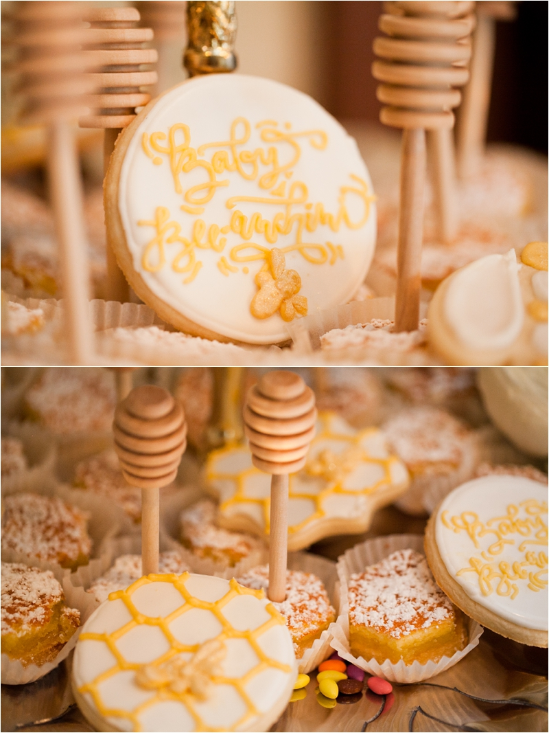 stylish-sweet-as-can-bee-shower-cookies