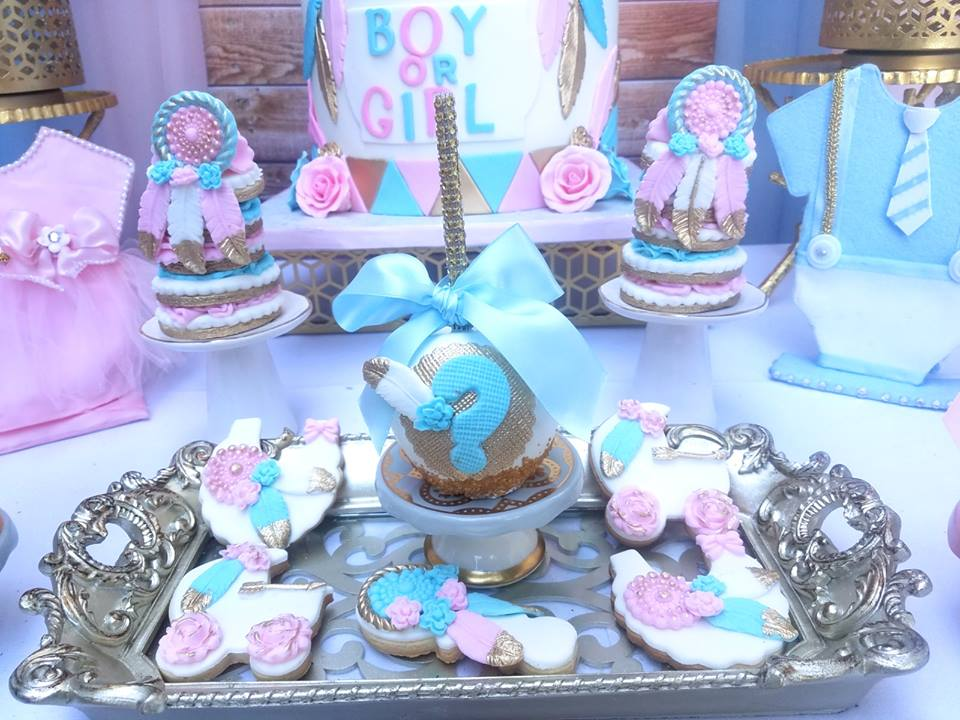 boho-gender-reveal-party-boy-or-girl-cakepop