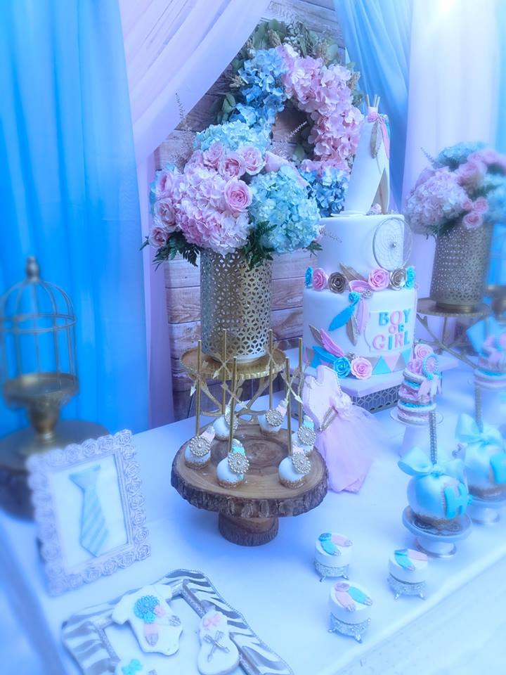 boho-gender-reveal-party
