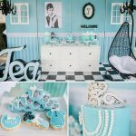 Breakfast at Tiffany's Baby Shower Tea Party