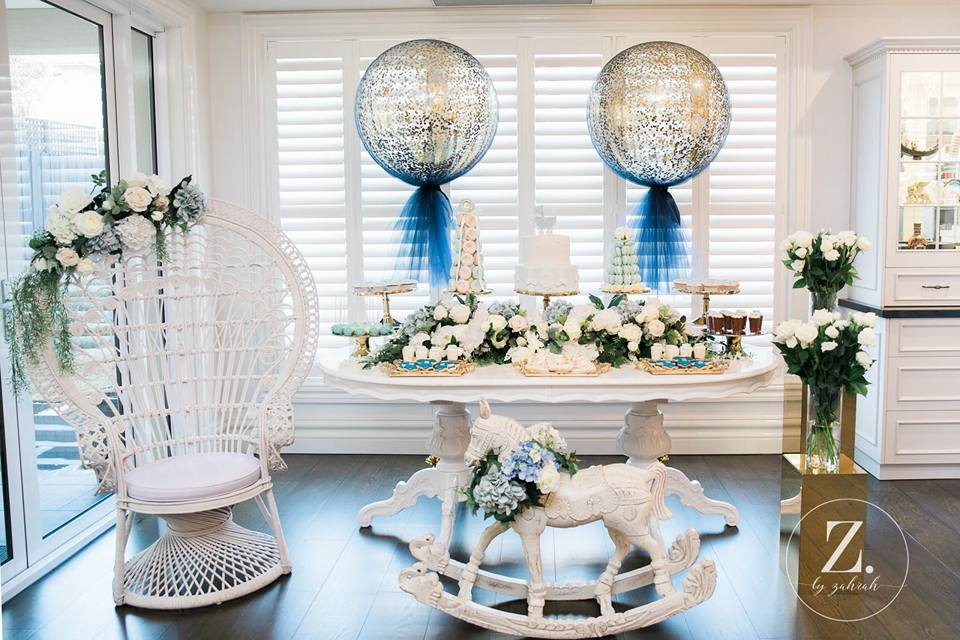 elegant-boy-baby-shower-decoration