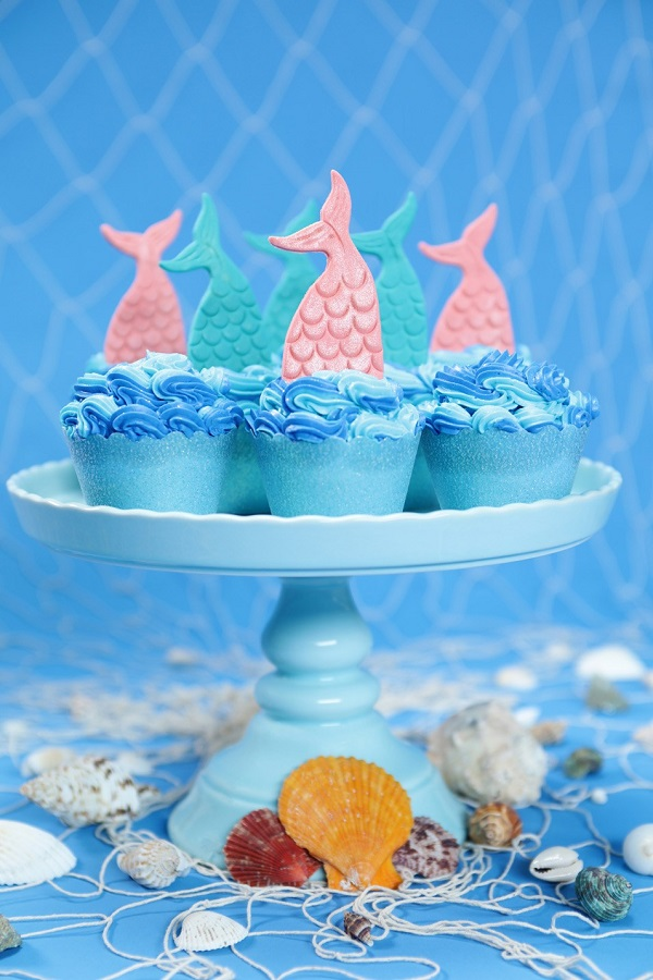 mermaid-tail-themed-cupcake-recipes