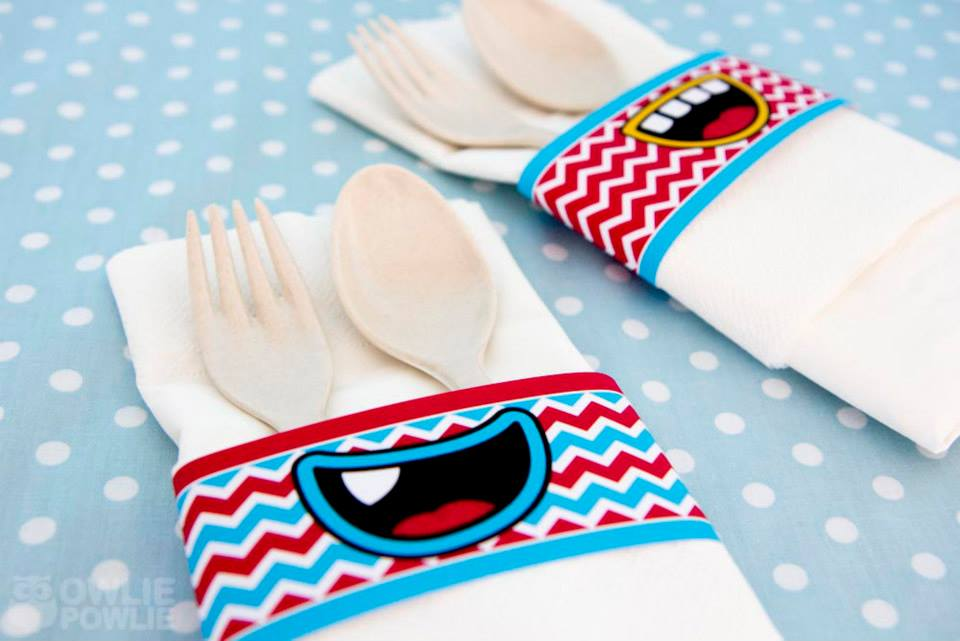 monster-bash-baby-shower-napkin-decors